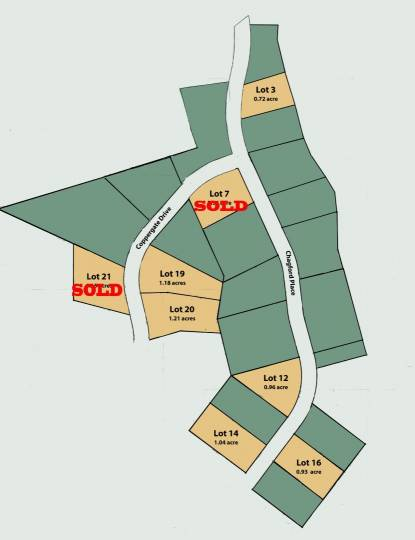 Greenfield Hill Subdivision